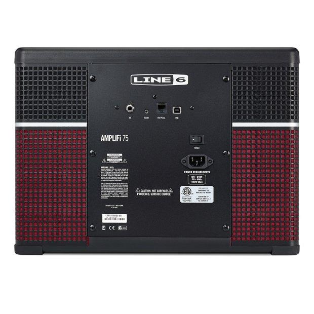 line 6 amplifi 75 guitar modeling amplifier and bluetooth speaker system reverb. Black Bedroom Furniture Sets. Home Design Ideas