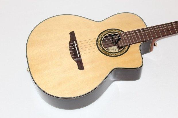 24 Fret Acoustic Guitar : takamine tc135sc classical 24 fret cutaway acoustic electric guitar w case reverb ~ Vivirlamusica.com Haus und Dekorationen