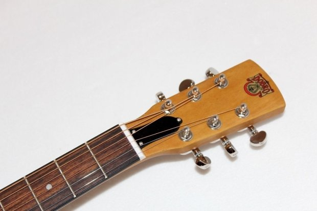 how to change acoustic to dobro