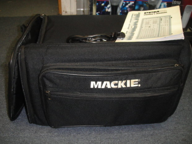 Mackie Dl1608 Owners Manual