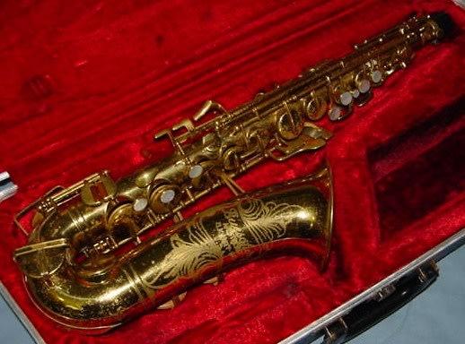 vintage buescher sax