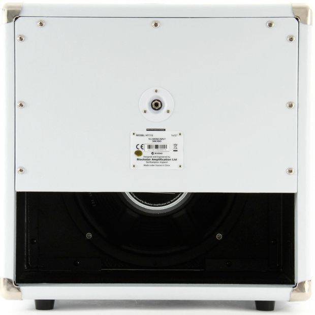 blackstar ht 112w white 1x12 extension speaker cabinet limited edition white reverb. Black Bedroom Furniture Sets. Home Design Ideas