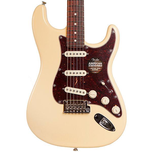 2014 Fender Fsr American Standard Stratocaster Rosewood