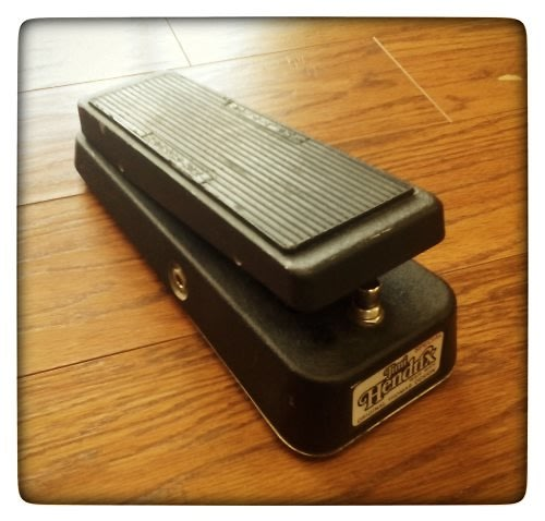 Dunlop Jimi Hendrix Wah Pedal Jh1 Special Reverb