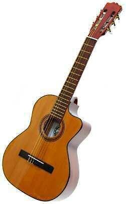 paracho elite del rio requinto solid cedar top latin guitar reverb. Black Bedroom Furniture Sets. Home Design Ideas