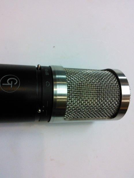 item groove tubes model a mda tube mic pair
