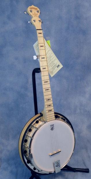 used deering goodtime 2 banjo 2014 reverb. Black Bedroom Furniture Sets. Home Design Ideas