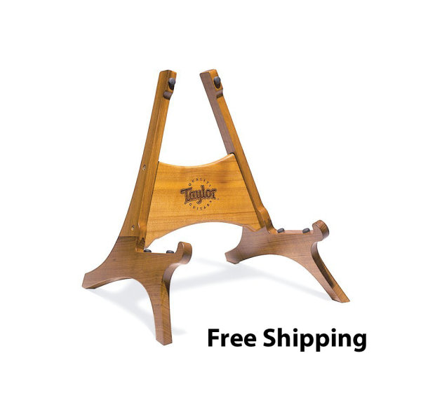Taylor Guitar Stand Made Of Sapele Mahogany New In Box