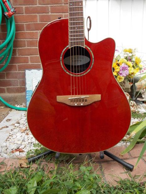 Ovation Guitar User Manuals Download - ManualsLib