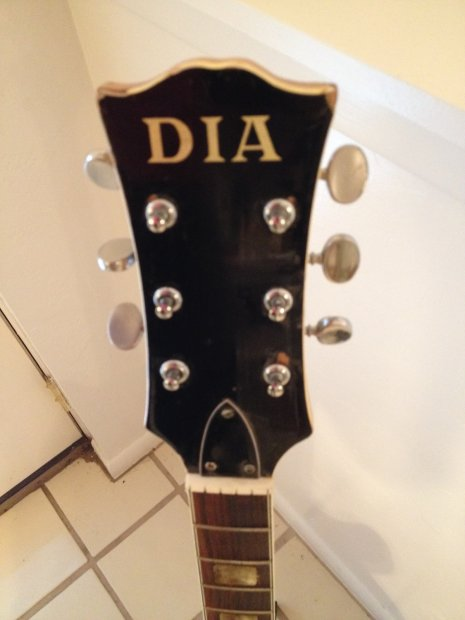 Matsumoku Dia electric guitar 70s Aria Project Price