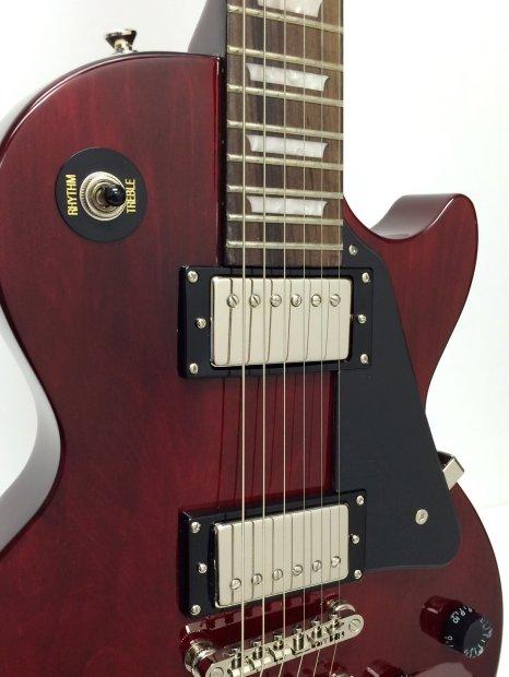 epiphone les paul studio deluxe ltd ed electric guitar wine red reverb. Black Bedroom Furniture Sets. Home Design Ideas
