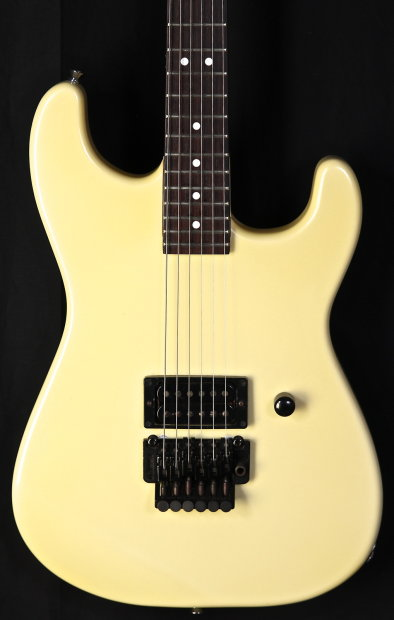 1986 Charvel Model 2 Pearl White Reverb