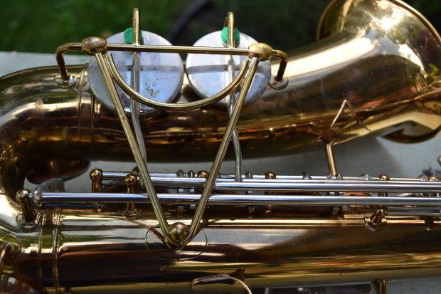 Yamaha C Alto Sax Brilhart Ebolin