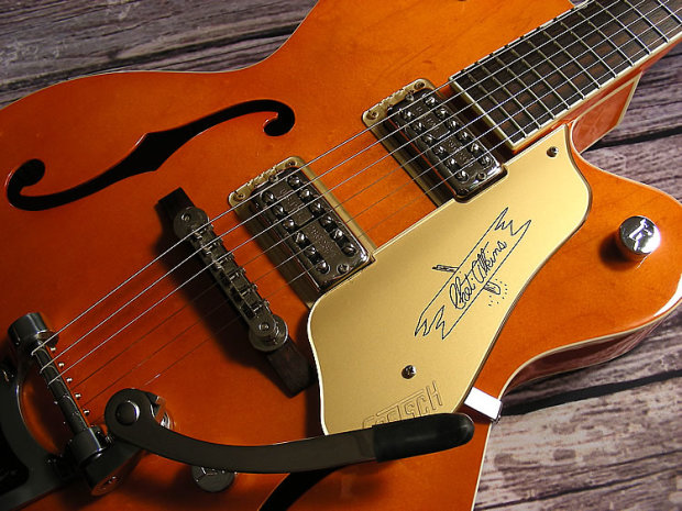 2008 gretsch electromatic g5120 with 6120 upgrades reverb. Black Bedroom Furniture Sets. Home Design Ideas