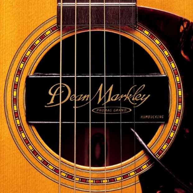 Dean Markley ProMag Grand Acoustic Guitar Pickup Made In