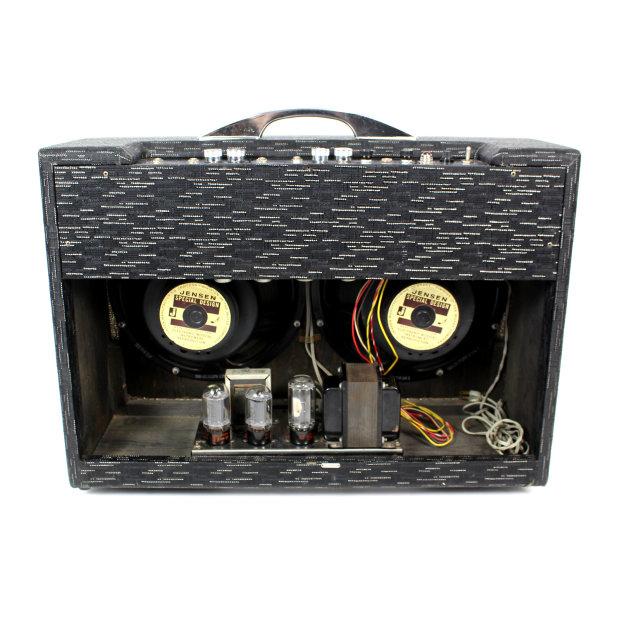 gretsch amp schematic image 2