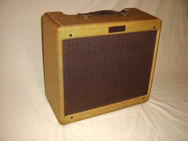 1956 fender tweed harvard amp amplifier vintage reverb. Black Bedroom Furniture Sets. Home Design Ideas