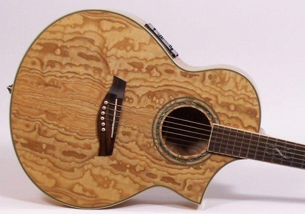 ibanez ew20ase exotic wood figured ash cutaway acoustic electric guitar natural reverb. Black Bedroom Furniture Sets. Home Design Ideas