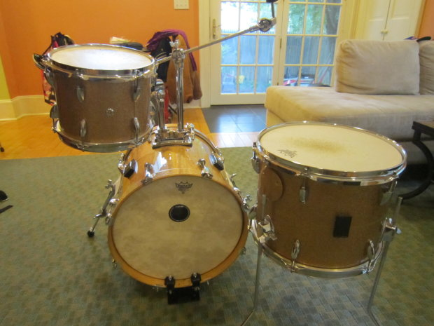 precision drums nesting drum kit amazing portability and tone reverb. Black Bedroom Furniture Sets. Home Design Ideas