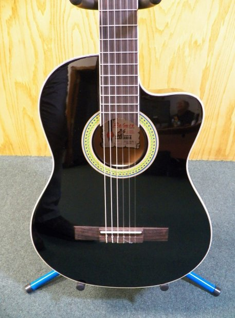 palmer classical acoustic electric guitar w 4 band eq pickup system free shipping reverb. Black Bedroom Furniture Sets. Home Design Ideas