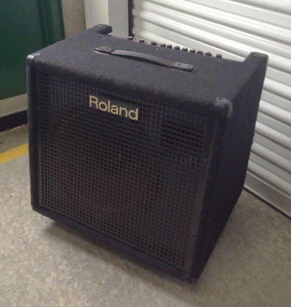 roland kc 500 stereo mixing keyboard amp reverb. Black Bedroom Furniture Sets. Home Design Ideas