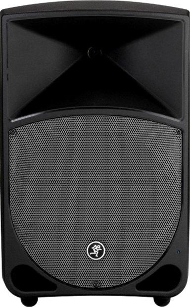 mackie th 12a thump 400 watt powered speaker reverb. Black Bedroom Furniture Sets. Home Design Ideas