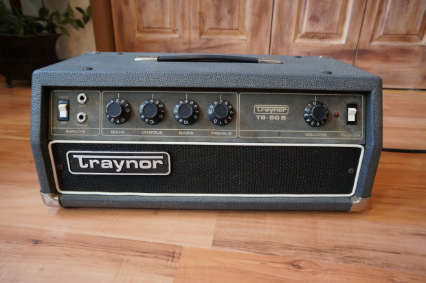 Traynor vintage guitar amplifiers