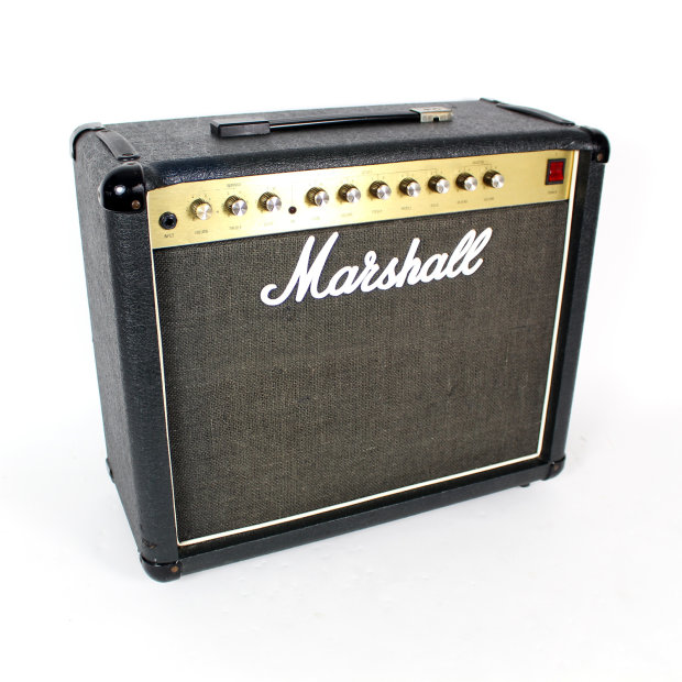 1986 marshall 5210 50w 1x12 guitar combo amp reverb. Black Bedroom Furniture Sets. Home Design Ideas