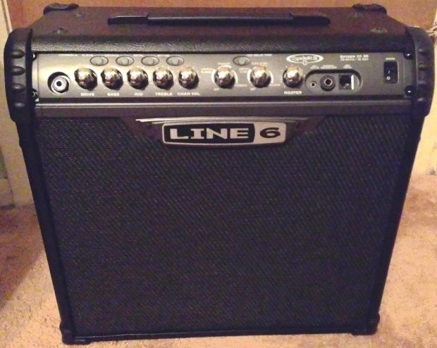 line 6 spider iii 30 watt 1x12 guitar amplifier reverb. Black Bedroom Furniture Sets. Home Design Ideas