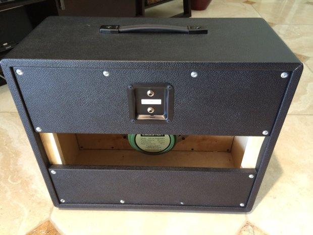 avatar 1x12 g112 vintage cabinet cab reverb. Black Bedroom Furniture Sets. Home Design Ideas