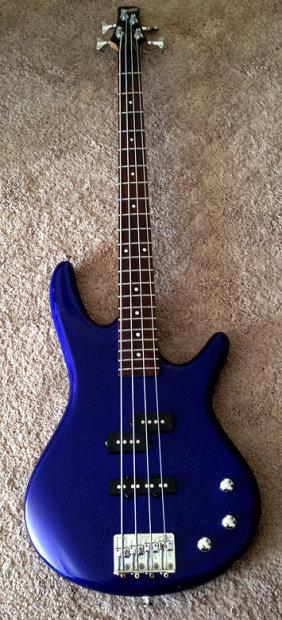 ibanez gsr 200 jewel blue bass guitar reverb. Black Bedroom Furniture Sets. Home Design Ideas