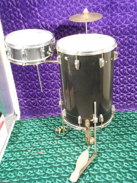 Wfl Ludwig Cocktail Drum Set Vintage 1950 S Reverb