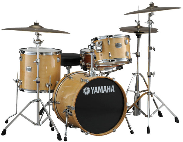 yamaha sbp8f30 3 piece stage custom birch shell pack 12 14 18 without snare drum 2015. Black Bedroom Furniture Sets. Home Design Ideas