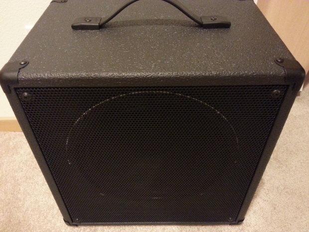 diy guitar amp speaker cabinet with 12inch wgs et 65 speaker 8 ohm reverb. Black Bedroom Furniture Sets. Home Design Ideas