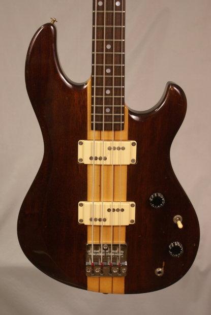 vintage made in japan matsumoku aria pro ii tsb 400 thor sound electric bass guitar all original. Black Bedroom Furniture Sets. Home Design Ideas