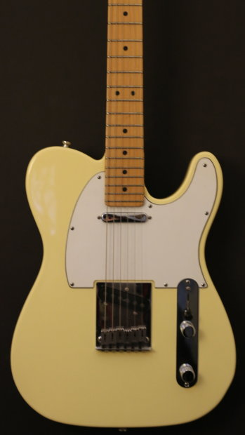Think, that American standard telecaster vintage white
