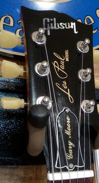 Gibson les paul gary moore tribute 2013 image - Gibson gary moore ...