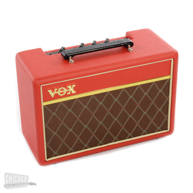 vox v9106 pathfinder 10w guitar combo combo limited edition classic red reverb. Black Bedroom Furniture Sets. Home Design Ideas
