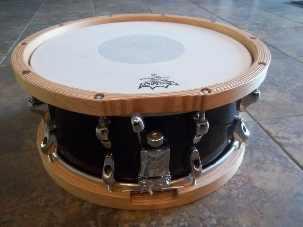 Yamaha Anton Fig Snare Drum