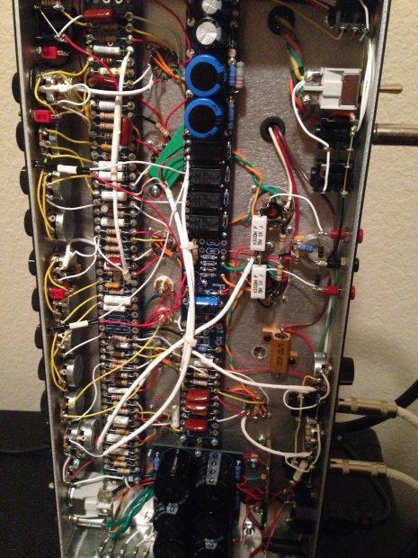 Prs Amp 2 Channel H Amp Reverb