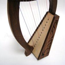 Baby Harp, Case & Instruction Book image