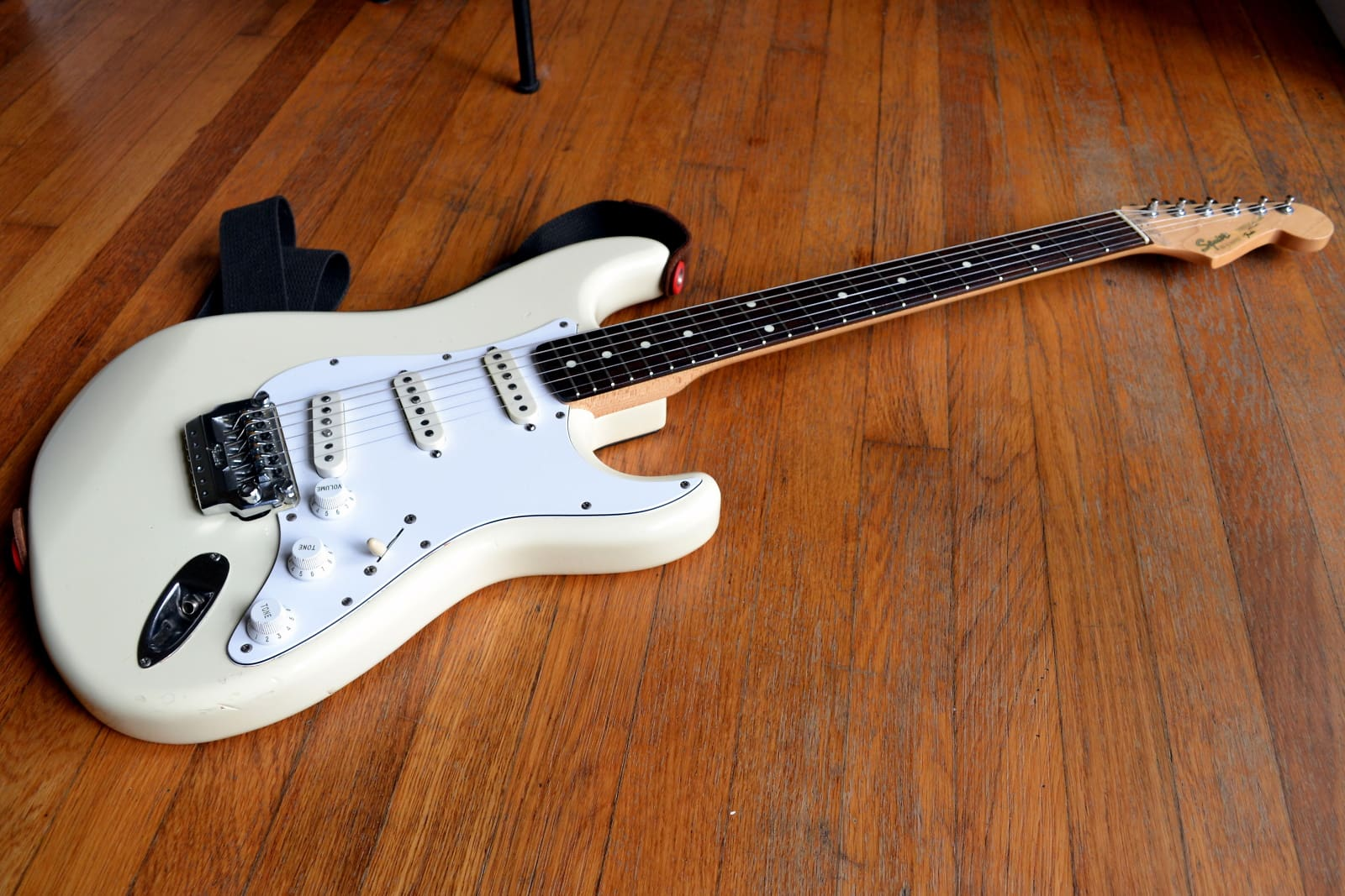 FS/FT: 1980s Fender Japan Squier Stratocaster - Mods - Great ...