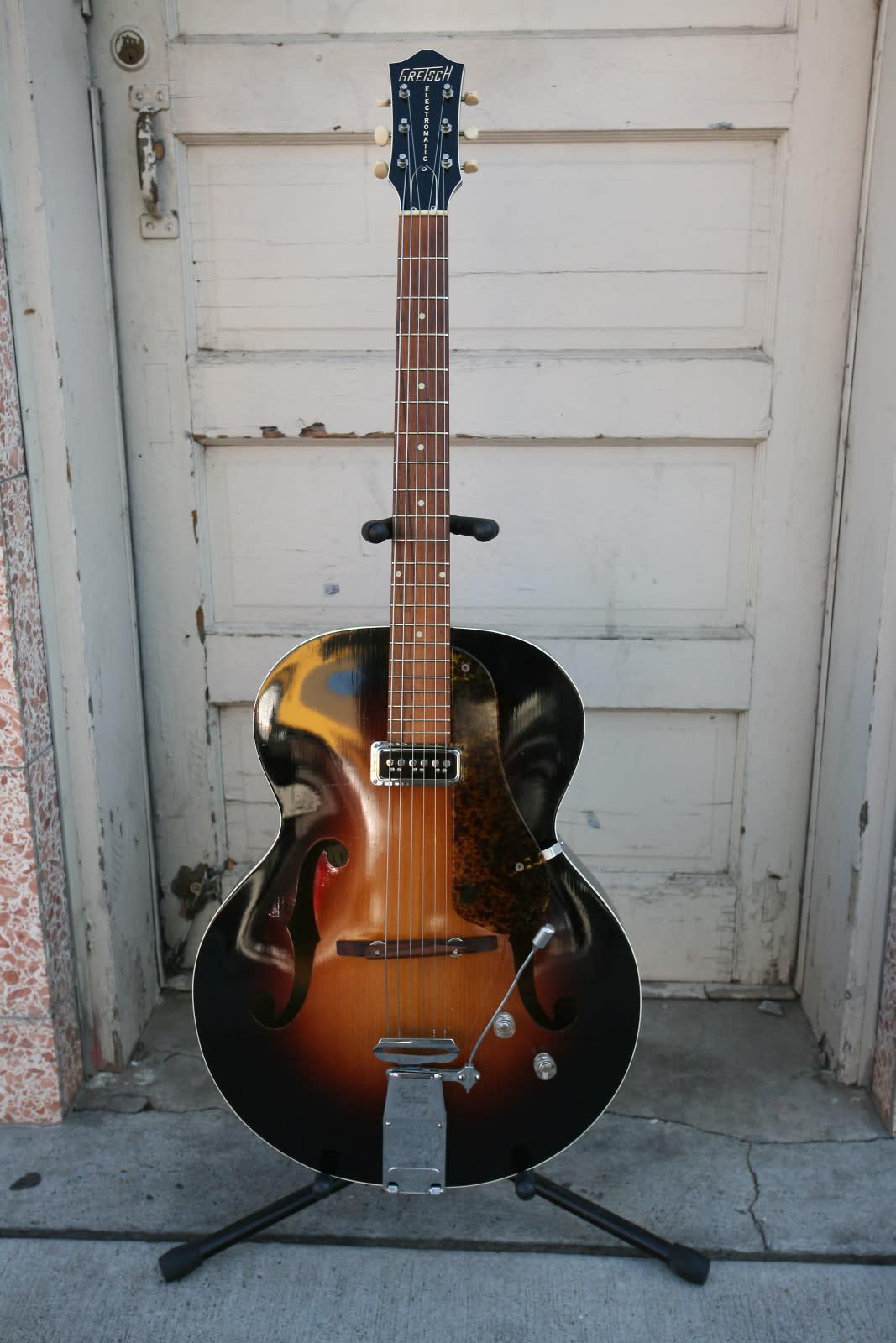 Gretsch 6182-3 Hollowbody 1953 or 1954 Sunburst