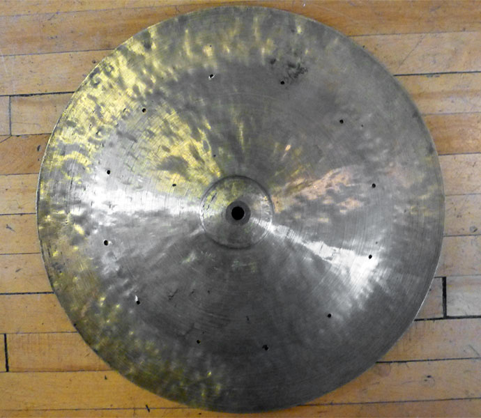 Early 1900's China Cymbal