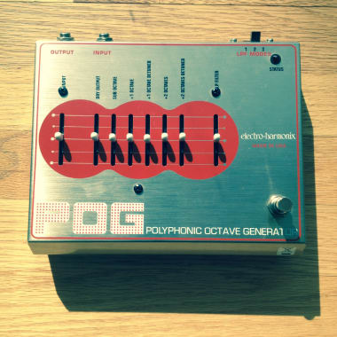 The Electro-Harmonix POG Family: Game Changing Pitch