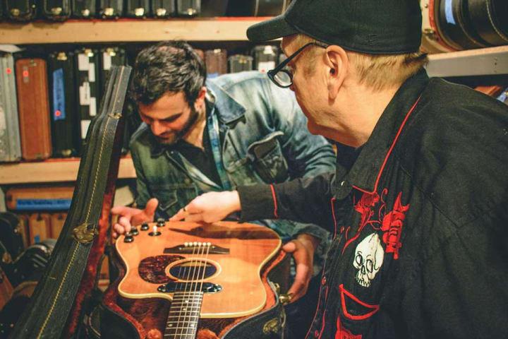Inside Rick Nielsen S Guitar Vault Reverb News