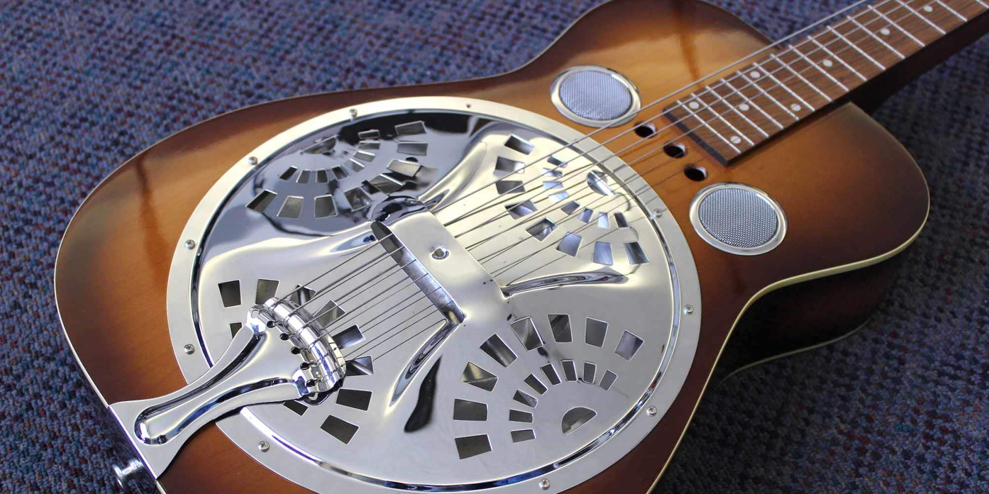 What To Look For When Buying A Resonator Guitar Reverb News