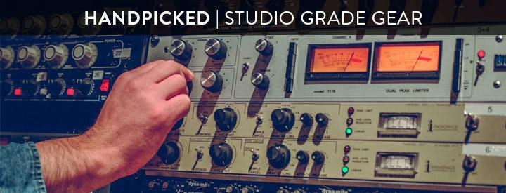Studio Grade Gear