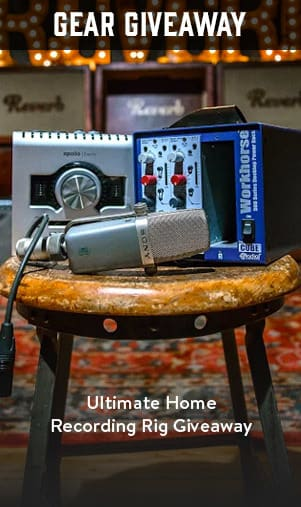 Home Recording Rig Giveaway