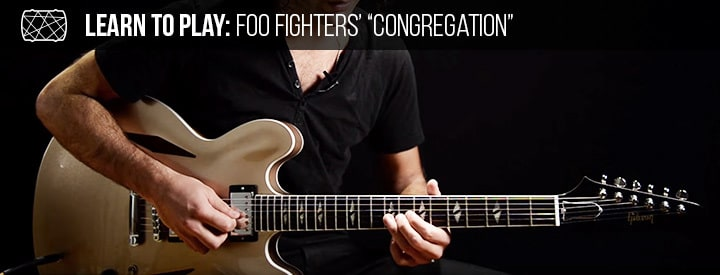 "Learn To Play: Foo Fighters' ""Congregation"""
